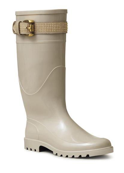 Sandra S Dressy Rain Boots